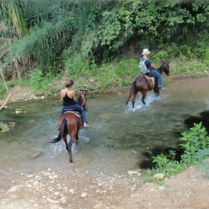 excursion cuba trinidad balade a cheval el pilon