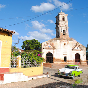 excursion cuba trinidad city tour en vieille americaine