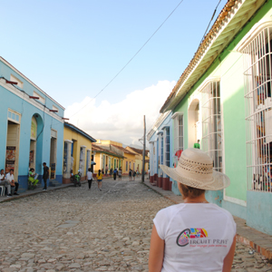 excursion cuba trinidad city tour pedestre