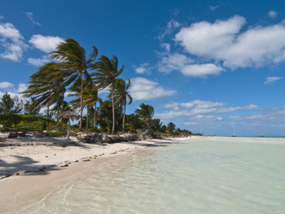 plage cayo guillermo